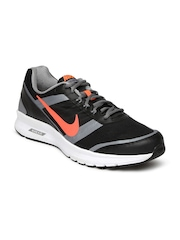 Nike Men Black Air Relentless 5 MSL Running Shoes