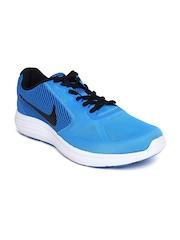 Nike Men Blue Revolution 3 Running Shoes