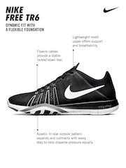 Nike Women Black Free TR 6 Training Shoes