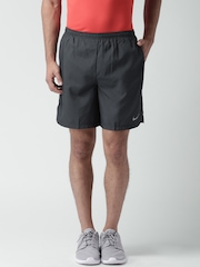 Nike Men Black AS 7'' Challenger Running Shorts