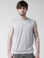 Nike Grey LEGEND 2.0 SL Training T-Shirt