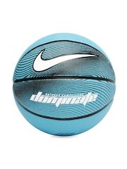 Nike Unisex Blue Printed Dominate Basketball