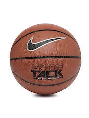 Nike Orange Game Tack Basketball