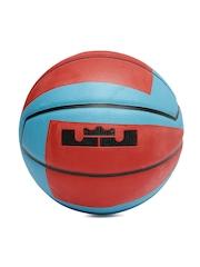 Nike Unisex Red & Blue Lebron XIII Playground Basketball