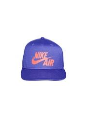 Nike Unisex Blue Air Pivot True Snapback Cap