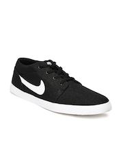 Nike Men Black Voleio Cnvs NSW Sneakers