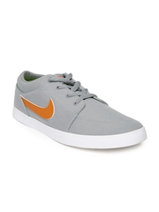 Nike Men Grey Voleio Cnvs NSW Casual Shoes