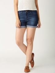 All About You from Deepika Padukone Blue Denim Shorts