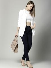 Marks & Spencer Navy Skinny Fit Jeans