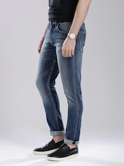GUESS-Blue-Washed-Slim-Tapered-Fit-Jeans