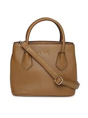 Lavie Brown Small Handbag