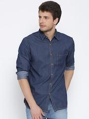 Blue Saint Blue Denim Shirt