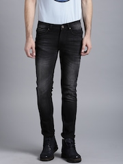 Kook N Keech Marvel Black Skinny Fit Jeans