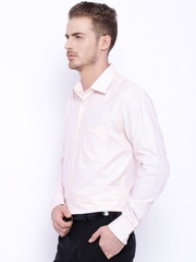 Raymond Pink Contemporary Fit Formal Shirt