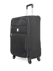 DELSEY Unisex Black Trip Medium Trolley Bag