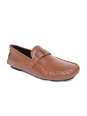 Famozi Men Brown Loafers
