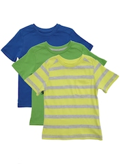mothercare Boys Pack of 3 T-shirts
