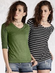 Roadster Pack of 2 Tops