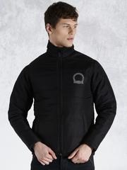 Roadster Black Puffer Jacket