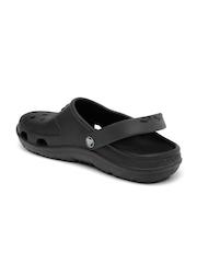 Crocs Men Black Clogs