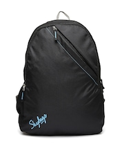 Skybags Unisex Black Brat 2 Backpack