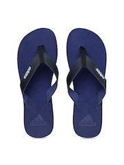 Adidas Men Navy Durok 2.0 Flip-Flops