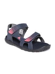 Adidas Women Navy Argo Sports Sandals
