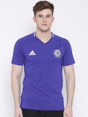 Adidas Blue ANTH Chelsea Football Club T-shirt
