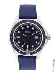 GUESS Men Navy Dial Watch W0611G1