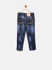612 league Boys Blue Jeans