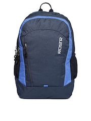 Roadster Men Navy Backpack