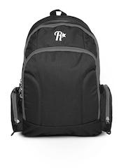 Roadster Men Black Backpack
