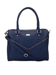 yelloe Blue Shoulder Bag