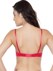 Soie Red Lace Bra FB-703