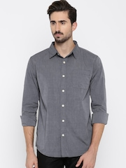 Fox Grey Casual Shirt