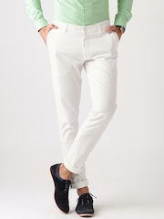 ETHER White Trousers
