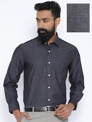 Arrow Charcoal Grey Formal Shirt