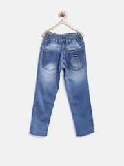 RUFF Boys Blue Washed Jeans