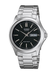 Casio Enticer Men Silver Analogue Watches (A204) MTP-1239D-1ADF
