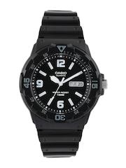 Casio Youth Men Black Dial Watch