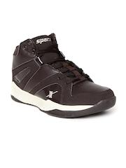 Sparx Men Dark Brown Casual Shoes