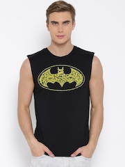 Batman Black Printed T-shirt