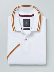 INVICTUS White Polo T-shirt