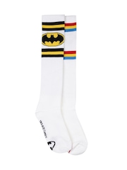 Free Authority DC Men Set of 2 Knee-Length Assorted Socks