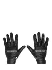 Harley-Davidson® Men Black Leather Gloves
