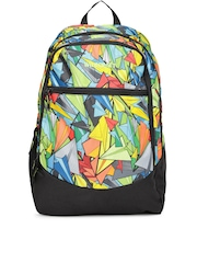 Wildcraft Unisex Multicoloured Printed Backpack