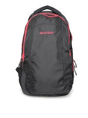 Wildcraft Unisex Black Laptop Backpack