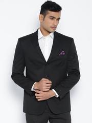 SUITLTD Black Single-Breasted Blazer
