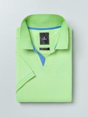 INVICTUS Green Polo T-shirt