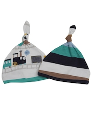 mothercare Boys Pack of 2 Hats